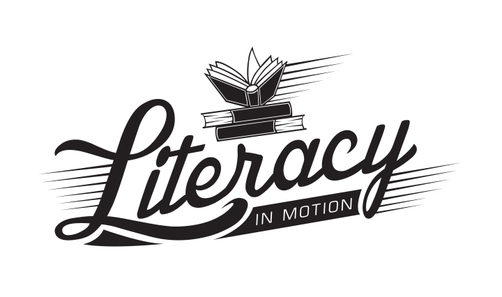 Anthony Thigpen Literacy in Motion publishing logo